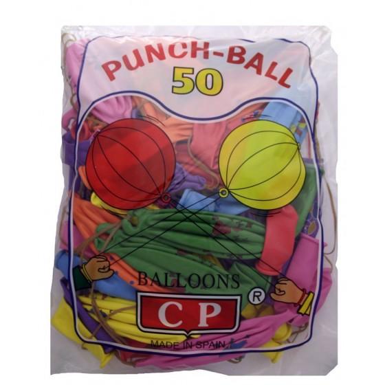 GLOBOS PUNCH BALL