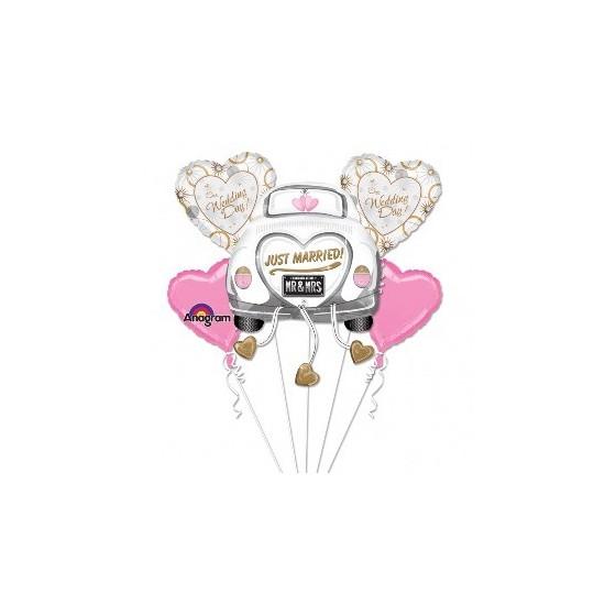 GLOBOS JUST MARRIED 5 UDS