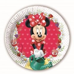 8 PLATOS MINNIE JAM PACKED 20 CM