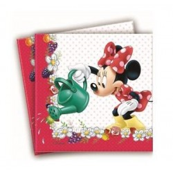 20 SERVILLETAS MINNIE JAM PACKED 33X33