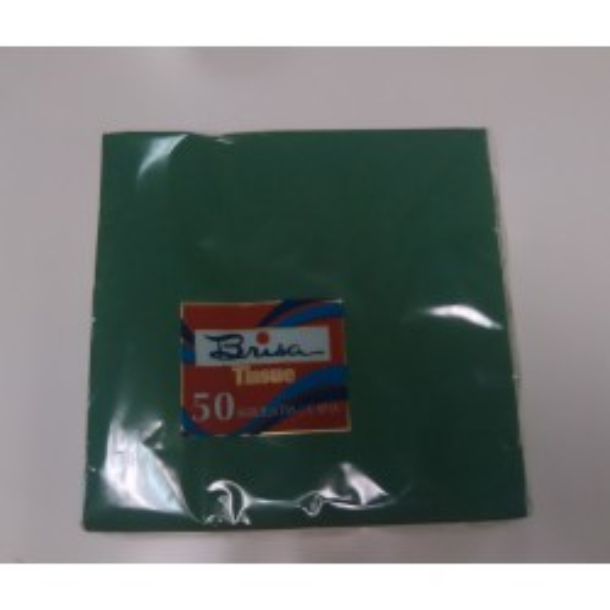 SERVILLETAS 40X40 50 UNIDADES