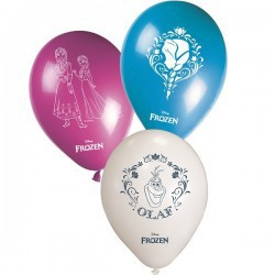 GLOBOS LATEX FROZEN